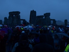 blue dawn at stonehenge 500pix